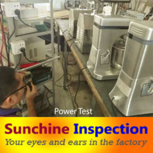 Mixer Quality Check/ Quality Inspection pictures & photos