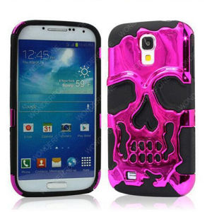 Silicone Samsiung S4 Mobile Phone Case pictures & photos