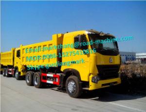 Sinotruck HOWO A7 Dump Truck 10 Wheeler 336/371HP 25-25t