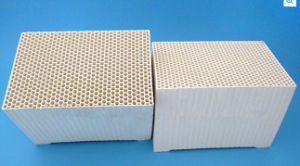 Honeycomb Ceramic Exchanger Ceramic Honeycomb for Rto pictures & photos