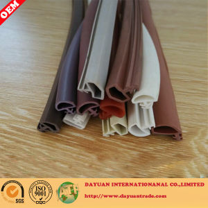 China Wooden Doors Window PVC Profile PVC Sealing Strip pictures & photos