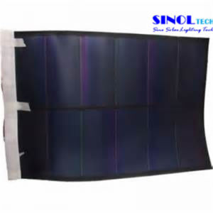 100W 12V Amorphous Silicon Flexible Solar Laminate for Golf Cart pictures & photos