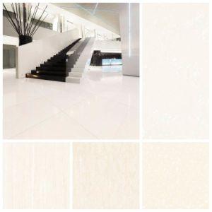 Nano Glossy Polished Porcelain Floor Tile (Soluble Salt 600X600mm, 800X800mm)