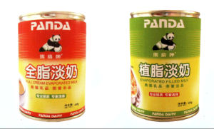 Canned Evaporated Milk (Q/ZXR02-2004)
