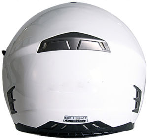 OEM New Design Double Visor Motorcycle Full Face Helmets ECE/DOT Approvel pictures & photos