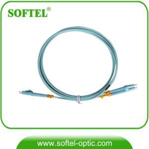 LC Type Multi Mode Pigtail and Patchcord pictures & photos