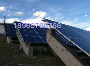 China Manufacturer High Power Single Phase Output 100kw Hybrid PV Inverter for High Altitude Solar Power Backup Systems pictures & photos
