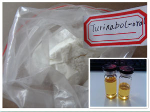 Bodybuilding Compound Steroid Oral Turinabol pictures & photos