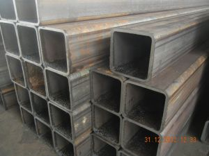 ASTM A500 Cold-Formed Welded and Seamless Carbon Steel Structural Tube pictures & photos