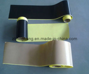 PTFE Coated Fiberglass Pressure Senstive Adhesive Tape pictures & photos