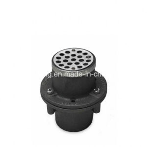 Sand Casting Floor Drain with Cast Iron pictures & photos
