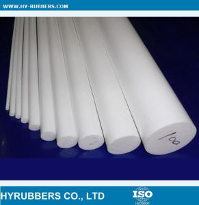 Quality PTFE Rod 100% Virgin PTFE Material pictures & photos
