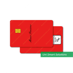 ISO 7816 Contact Smart Card as Hotel Keys