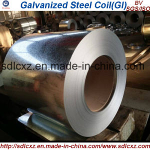 0.14-0.8mm Steel Metal Roofing Sheet Material--Sgch Galvanized Steel Coil pictures & photos