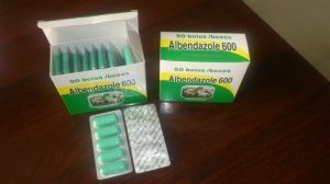 Albendazole Tablets 600 Mg pictures & photos