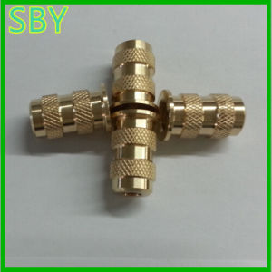 CNC Machining Copper Joints with Competitive Price (P103)