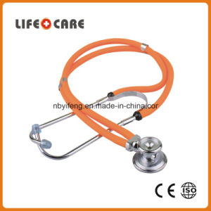 Medical Standard Sprague Rappaport Zinc Alloy Stethoscope pictures & photos