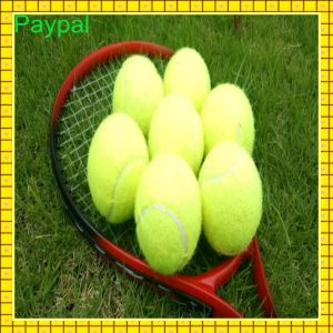 Cheap High Quality Custom Logo Tennis Ball (GC-TB003) pictures & photos