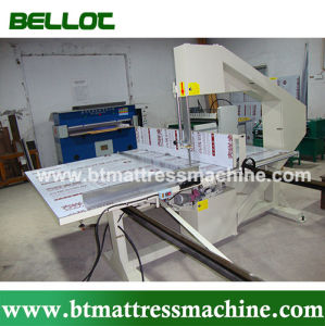 Vertical Sponge or Foam Cutting Machine Bt-Lq3l pictures & photos