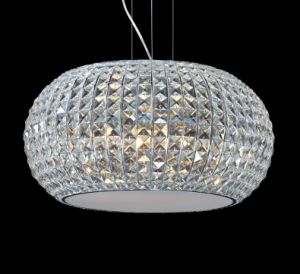 Modern Round Crystal Chandelier Lamp (WHP-0569) pictures & photos