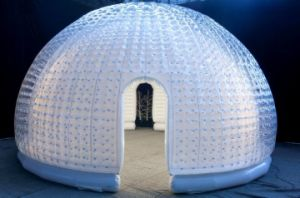 Inflatable Bubble Tent (AT-2106)