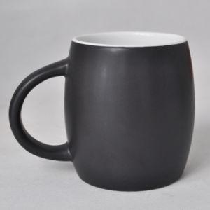 Ceramic Matte Black Mug pictures & photos
