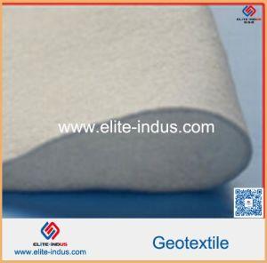 High Tensile Strength Polypropylene Nonwoven Geotextile pictures & photos