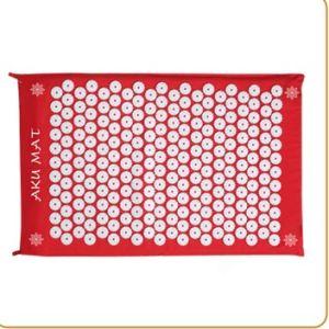 AKU Fabric Nail Mat - Red Colour