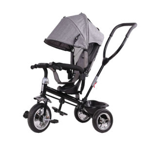 New Design Children 3 Wheel Tricycle Outdoor Carrier pictures & photos