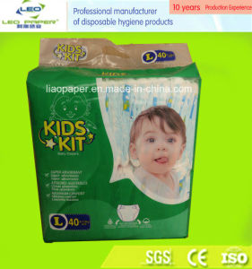 OEM Breathable Baby Diaper (Leo-02) pictures & photos