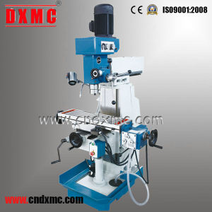 Specification of Drilling and Milling Machine (ZX7550C)
