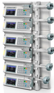 6 Channel Syringe Pump (SP-03B) pictures & photos