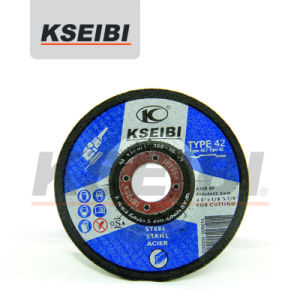 Abrasive Kseibi Blue Metal Cutting Disc, Cut off Wheel pictures & photos