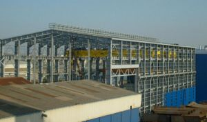 High Strength Steel Structure with Ce Certificated pictures & photos