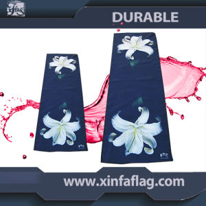 Customized Design Hanging Banner/Polyester Banner pictures & photos