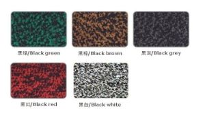 Cut Pile Olefin Door Mat/Rugs (CM005) pictures & photos