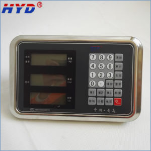 Haiyida Dual Power LCD display Platform Scale pictures & photos