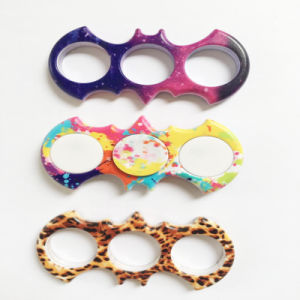 Colorful Colorful Bat Plastic Bearing Fidget Hand Spinners with Good Price pictures & photos