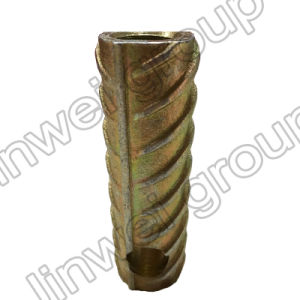 Round Ferrule Thread Steel Lifting Socket in Precasting Concrete Accessories (M16X100) pictures & photos