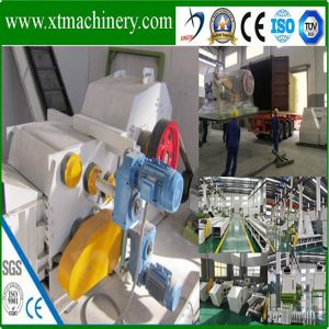 Big Size, 220kw, 20% High Capacity Drum Wood Pallet Chipper Machine for Fuel pictures & photos