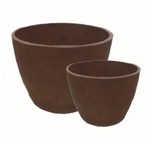Gardening Pots, Plastic Flower Pot,  Imnecraft Round Flower Pot (E16)