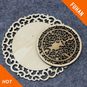 Factory Wholesale Fancy Engrave Wooden Hang Tag pictures & photos