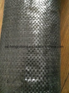 76G/M2 Woven Polypropylene Geotextile Bag for Weed Prevention pictures & photos
