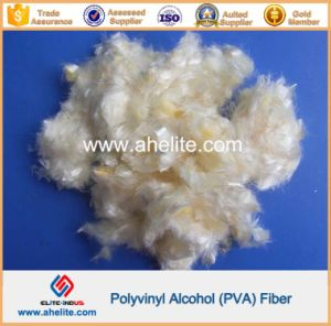 Polyvinyl Alcohol PVA Fiber Fibre Fibra for Cement Tile pictures & photos