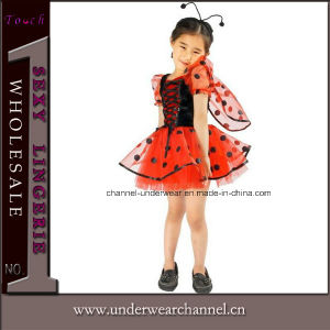 Girls Fancy Ladybug Costumes Dresses for Children (4007) pictures & photos