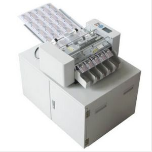 A3 Plus Automatic Business Card Cutter Machine, Card Slitter Machine, Card Trimmer pictures & photos
