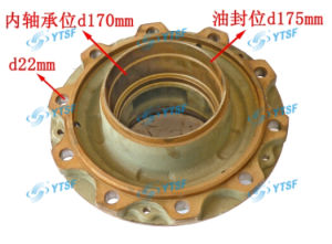 High Quality Beiben Truck Parts Rear Wheel House pictures & photos