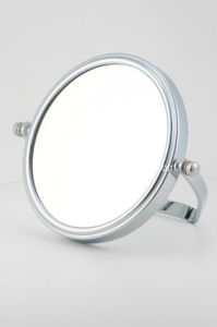 4 Inch Mini Portable Apple Pocket Cosmetic Mirror
