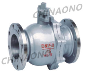 Carbon Steel Lever Operated Ball Valve pictures & photos