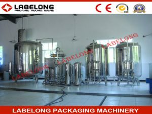 Mineral Water Treatment/Purification Ultrafiltration System (UF plant) pictures & photos